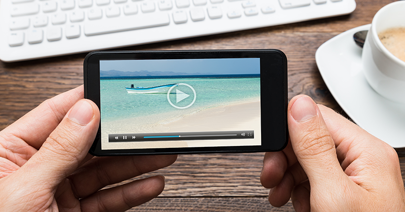 Video Will Account for 70% of All Mobile Traffic by 2021